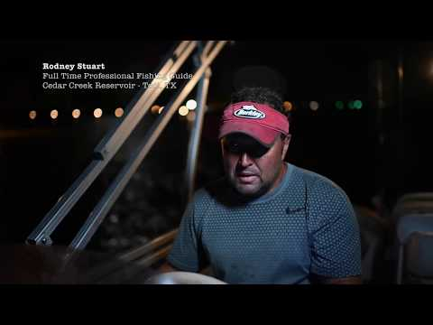 Night Fishing for Sand Bass, Hybrids, Crappie and Largemouth on Docks in Texas