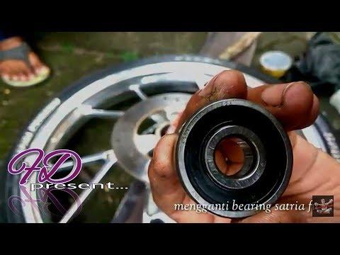 Tutorial terlengkap pemasangan bearing / laher motor