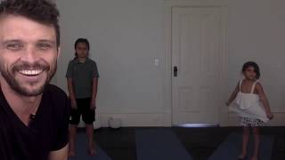 15min Yoga with your kids