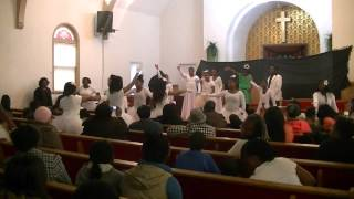 "UPAC -Urban Angels praise dance to ""Guest of Honor"" by Tamela Mann"