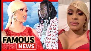 Cardi B Talks Mental Health After Fans Attack Offset, Pete Davidson, Ariana Grande, Kanye & More