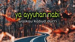 YA AYYUHAN NABI - COVER BY Muhammad Herlambang