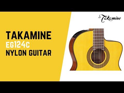 Takamine EG124C (How Does It Sound?)
