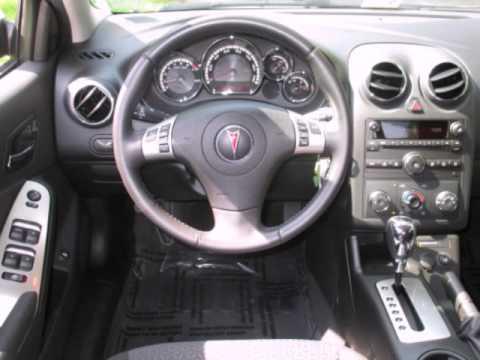 2009 Pontiac G6 4dr Sdn W 1sb Traction Control