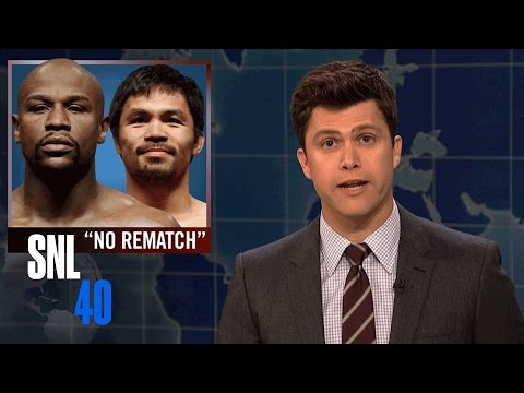 Weekend Update: 5-9-15, Part 1 of 2 - SNL