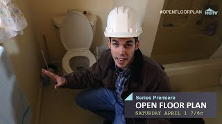 Open Floor Plan (HGTV Parody)