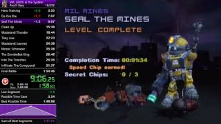 (Old WR) Metal Arms: Glitch in the System - Any% Speedrun [Easy] in 1:53:52