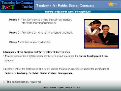 Tendering for Contracts Training 2.avi
