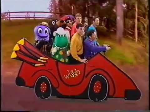 The Wiggles - We Like To Say Hello (1996)
