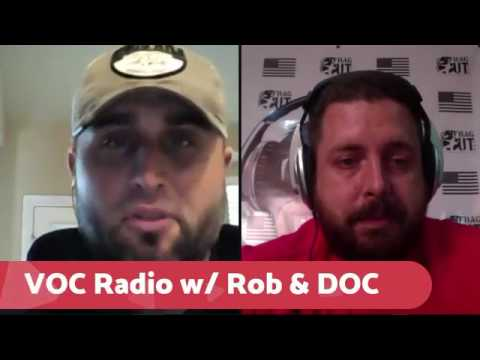 """Frag Out Radio episode 4 w/ Brandon """"DOC"""" Buttrey, CEO of Counterstrike Coffee"""