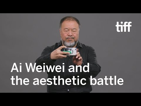 A Conversation With Ai Weiwei | TIFF 2017