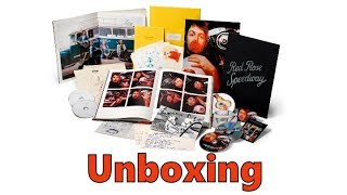 Baixar Paul McCartney And Wings Red Rose Speedway Deluxe Boxset Unboxing