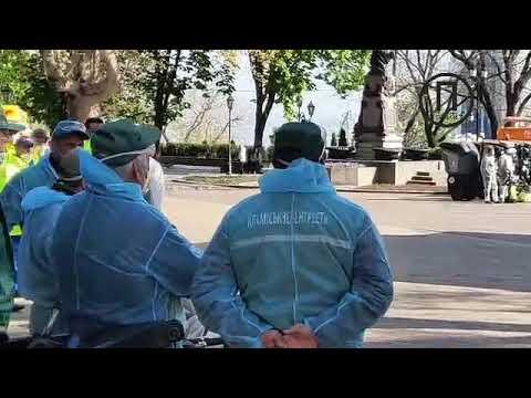 """""""Парад"""" ЖКХ на Думской"""