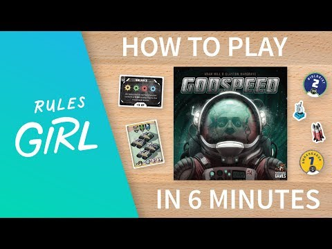 How to Play Godspeed in 6 Minutes - Rules Girl