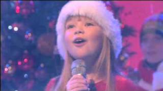 "Connie Talbot sings ""I Wish It Could Be Christmas Everyday"""