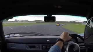 VX220 Snetterton 300 and Caterham Supersport - 2m 14s lap