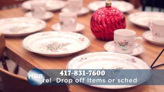 Missouri Council of the Blind New Image Thrift Store Me TV Commercial