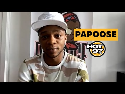 Papoose On Alphabetical Slaughter, New MC's, + Latest Album