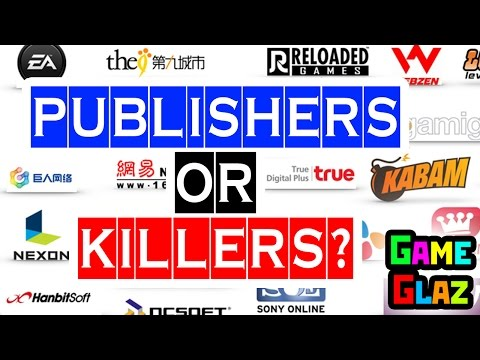 Publishers or killers? ⚡ online games
