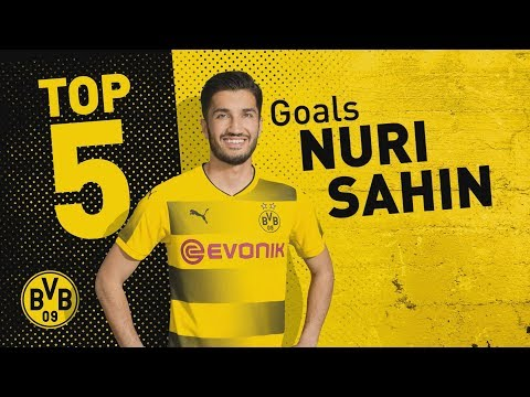 Top 5 Goals | Nuri Sahin