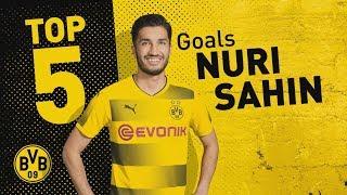Top 5 Goals | Nuri Sahin