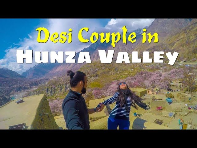 Pakistani couple travels from Karachi to Hunza | All Things Hunza Valley
