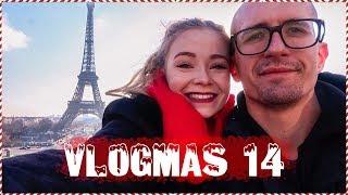 MOJE 25 URODZINY W PARYŻU! | VLOGMAS #14