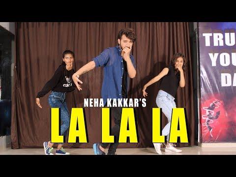 La La La Dance - Neha Kakkar ft. Arjun Kanungo | Vicky Patel Hip hop Choreography | beginner class