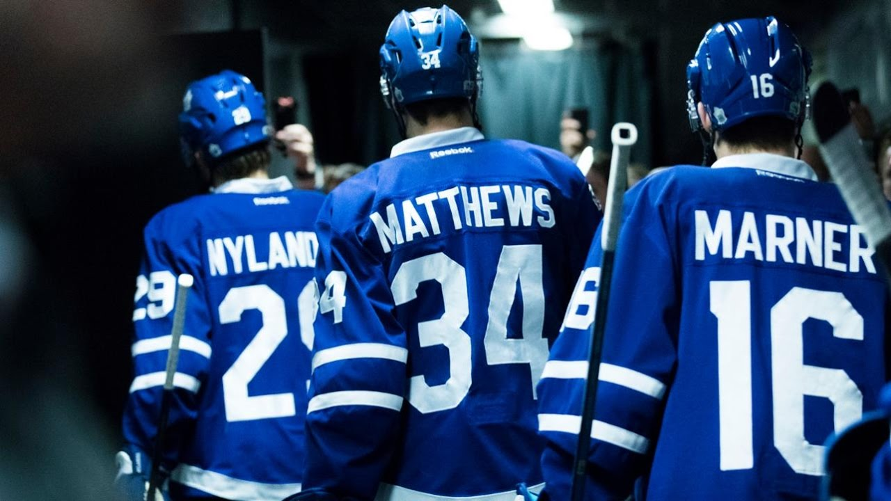 We Are The Toronto Maple Leafs   2017 Stanley Cup Playoffs ...