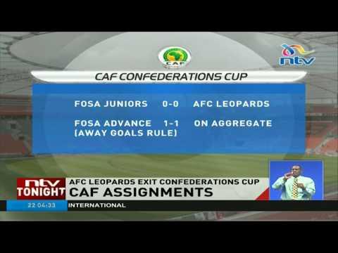 AFC Leopards exit Confederations Cup