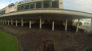 Take a tour of Churchill Downs on Lone Sailor