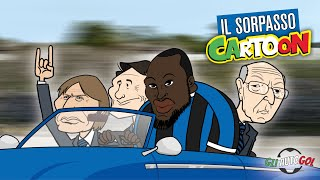 AUTOGOL CARTOON - Il Sorpasso