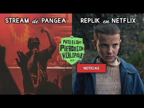 DONDE VER PANGEA | REPLIK en NETFLIX y las nacionales de Red Bull - ¡Noticias Épicas! #5
