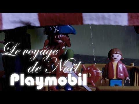 Le voyage de Noël Playmobil