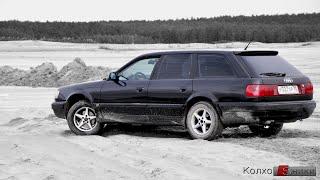 Audi 100 quattro SWAP 4.2 V8 Эпизод 1 / Черная КлякSa(, 2016-02-02T17:24:20.000Z)