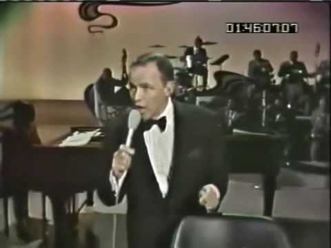 """""""Too Marvelous For Words"""" - Frank Sinatra & The Count Basie Orchestra (Live, 1965)"""