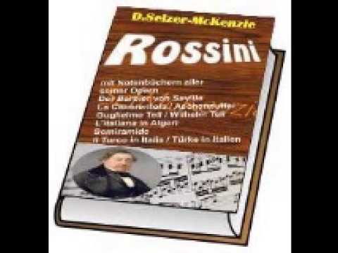 Opera Eine Italienerin in Algier L'italiana in Algeri