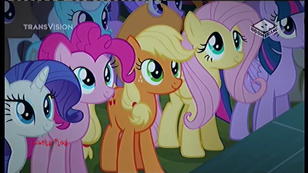reprise my little pony friendship is magic  equestria