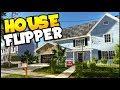 家をきれいにするゲーム?House Flipper #1