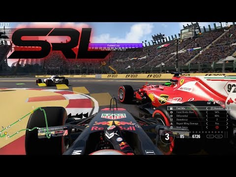 BEST RACE ON F1 2017 SO FAR? SRL Pacific Tier- Mexico