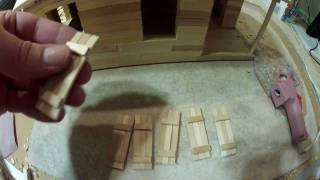 [8/9] - Model Building Process - Exterior Details