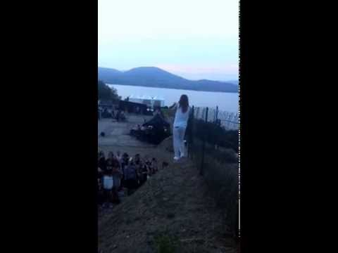 Thirty seconds to mars - stay - saint tropez - church of mars - 24/07/2014