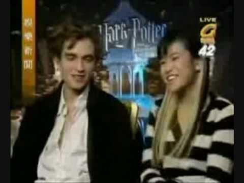 Katie leung dating robert pattinson