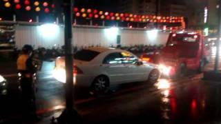 台北吊車的速度真是快!