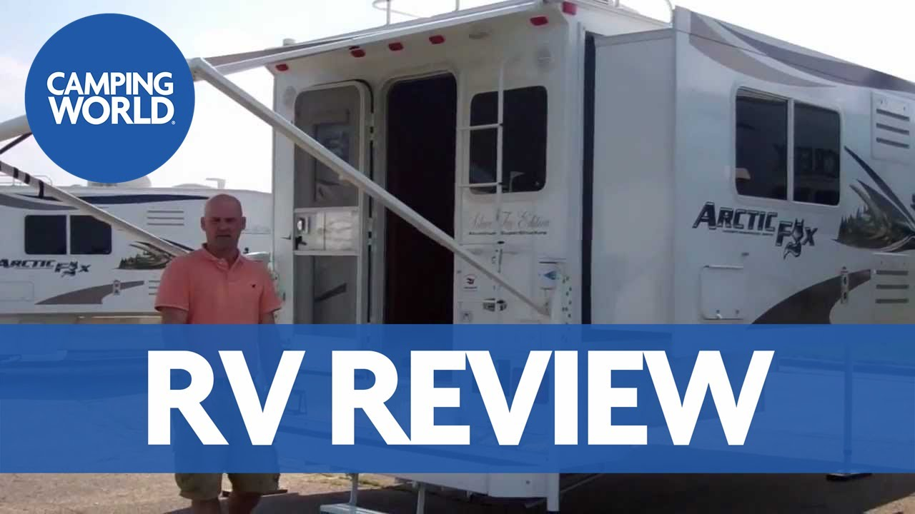 Arctic Fox A990s Truck Camper Rv Review Youtube