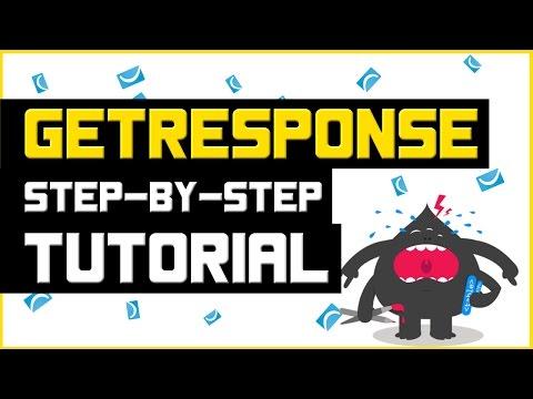 GetResponse Autoresponder Step-by-Step Tutorial - Email Marketing Service
