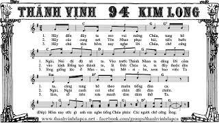 Thánh vịnh 94 - Kim Long - Chúa Nhật 23 thường niên A