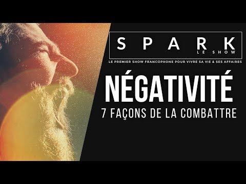 NÉGATIVITÉ: 7 façons de dire NON à la négativité I Franck Nicolas
