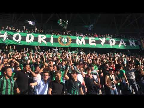 Sen kalbimin Mehtabısın Güneşisin     #Kocaelispor #HodriMeydan | Eray Serdar