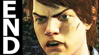Do Nothing In The Walking Dead: The Final Season Episode 2 ENDING - Walkthrough Gameplay
